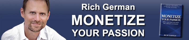 Rich German Monetize Your Passion Toolkit